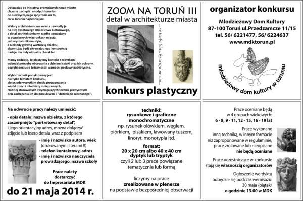 regulamino plakat 2014net