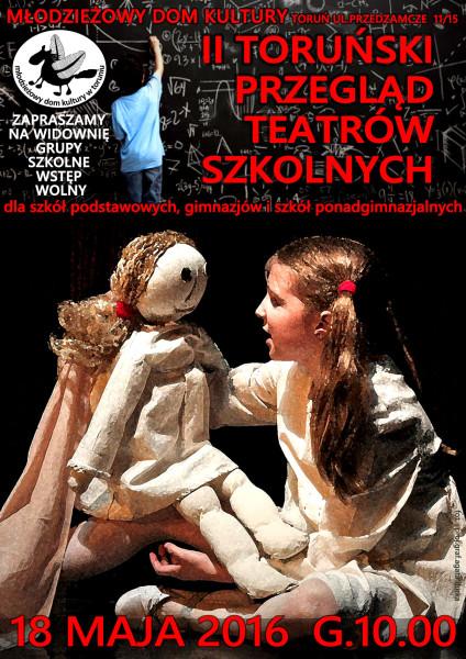 konkurs-teatralny-I-TORUNSKI-PRZEGLAD-TEATROW-SZKOLNYCH-PLAKAT